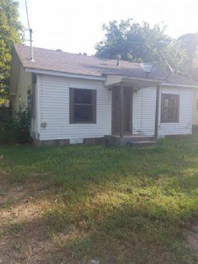 Russellville Single Family Home For Sale: 807 E J Street
