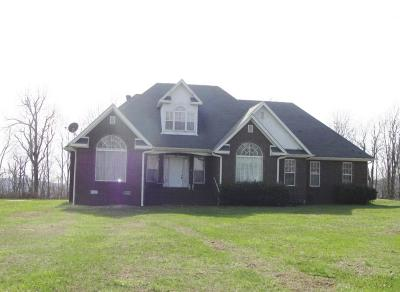 Johnson County Single Family Home For Sale: Hcr 62 Box 205c