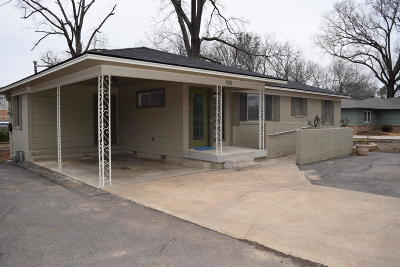 Russellville AR Single Family Home For Sale: $118,900