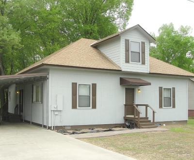 Clarksville Single Family Home For Sale: 1305 S Crawford Street