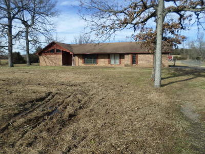 Clarksville Single Family Home For Auction: 2708 Wire Road