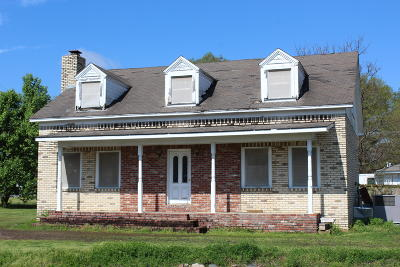 Russellville AR Single Family Home For Sale: $87,500