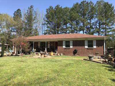 Dover Single Family Home For Sale: 14576 Ar-333