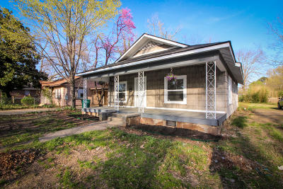 Russellville Single Family Home For Sale: 900 N Detroit Avenue