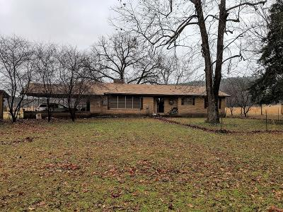 Yell County Single Family Home For Sale: 11815 Bluff Road