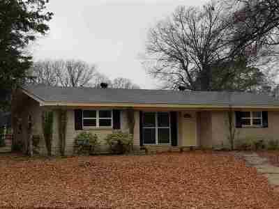 Texarkana Single Family Home For Sale: 3115 Robin Lane