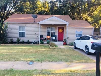 Wake Village Single Family Home For Sale: 616 Arizona Ave