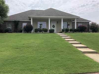 Texarkana TX Single Family Home For Sale: $239,000