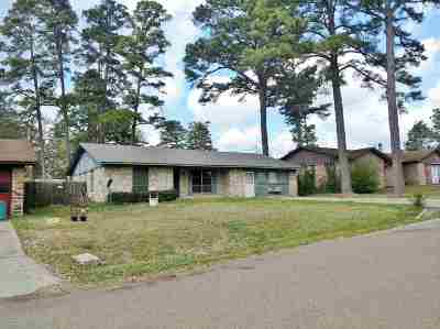 Nash Single Family Home For Sale: 155 Green Forest Trail