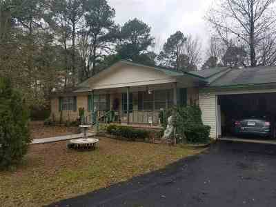 Texarkana Single Family Home For Sale: 4419 E Broad