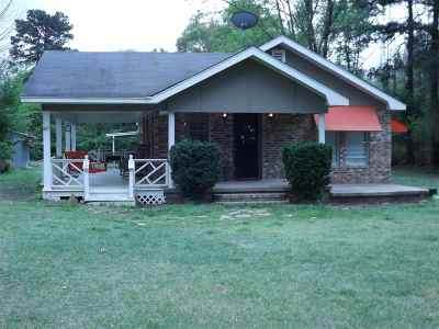 Texarkana Single Family Home For Sale: 87 Carman Rd. #MC 444