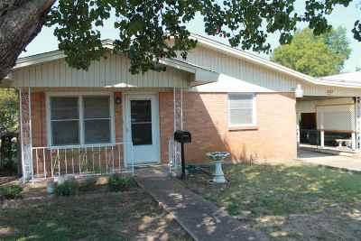 Texarkana Single Family Home For Sale: 3203 Magnolia Street