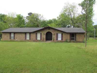 Texarkana TX Single Family Home For Sale: $145,000