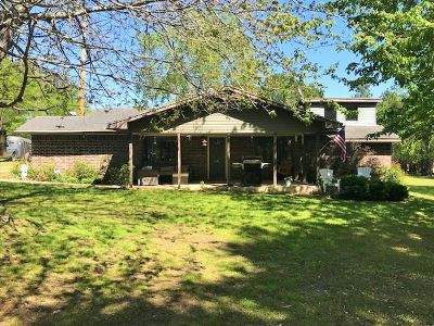 Broken Bow OK Single Family Home For Sale: $239,000