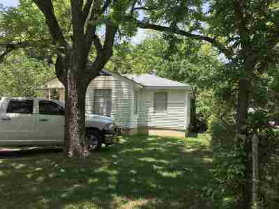 Texarkana TX Single Family Home For Sale: $19,900