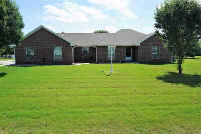 New Boston TX Single Family Home For Sale: $159,900