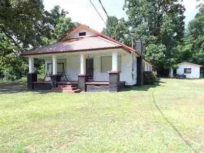 Texarkana Single Family Home For Sale: 801 Cherry St.