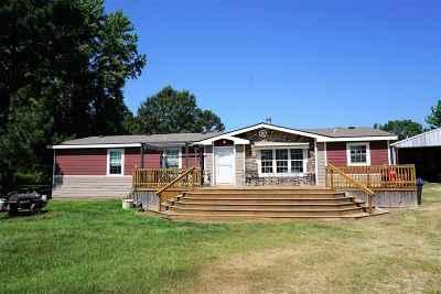 Simms TX Manufactured Home For Sale: $135,000