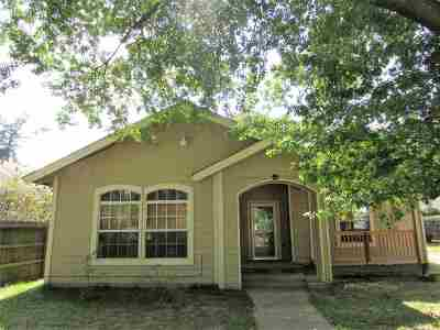 Texarkana Single Family Home For Sale: 2107 County Ave.