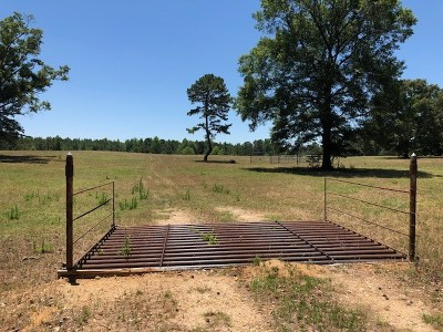 Texarkana Residential Lots & Land For Sale: 18 Acres Mc 419