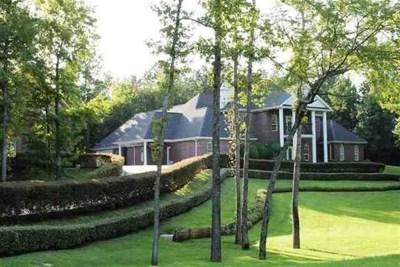 Texarkana TX Single Family Home For Sale: $699,900