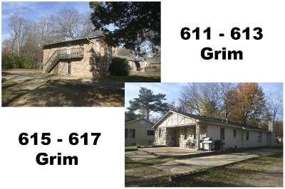 Texarkana Multi Family Home For Sale: 611-617 Grim