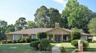 Texarkana Single Family Home For Sale: 3706 Maplecrest