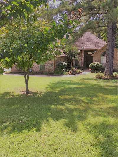 Texarkana Single Family Home For Sale: 7 Dunham