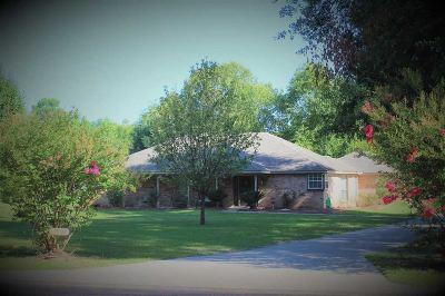McLeod Single Family Home For Sale: 18905 S Fm 125