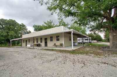 Miller County, Bowie County Commercial For Sale: 6805 Fm 990