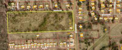 Residential Lots & Land For Sale: 3709 Pleasant Grove Rd