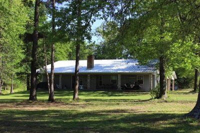 Single Family Home For Sale: 1401 County Road 4120