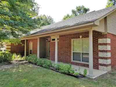 Texarkana Single Family Home For Sale: 6032 Miller County 306 #Boyd Rd