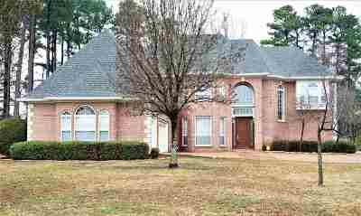 Texarkana TX Single Family Home For Sale: $475,000