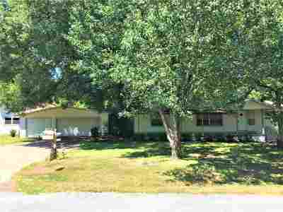 New Boston Single Family Home For Sale: 203 Spivey