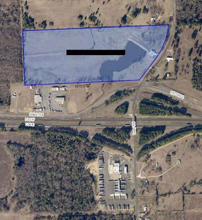 Texarkana Residential Lots & Land For Sale: Fm 2253