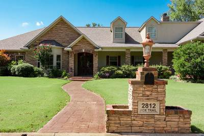 Texarkana Single Family Home For Sale: 2812 Fox Trail