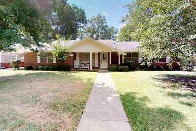 Texarkana Single Family Home For Sale: 45 Broadmoor Dr