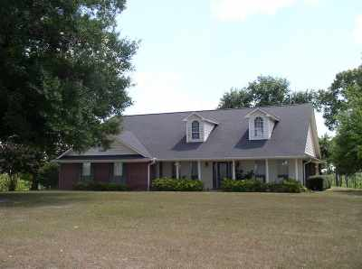 Single Family Home For Sale: 686 County Road 1634