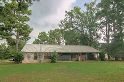 Single Family Home For Sale: 1599 Myrtle Springs Rd