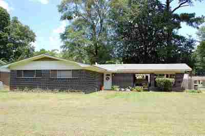 Texarkana Single Family Home For Sale: 3702 Minden