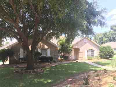 Texarkana TX Single Family Home For Sale: $287,000