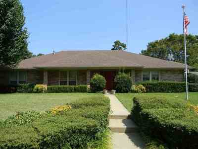 Wake Village Single Family Home For Sale: 505 Brown Dr