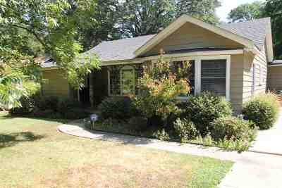 Texarkana Single Family Home For Sale: 3020 Wood St.