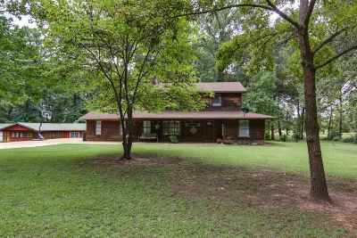 Ashdown Single Family Home For Sale: 1433 Blakely