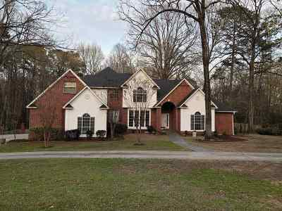 Texarkana TX Single Family Home For Sale: $384,900