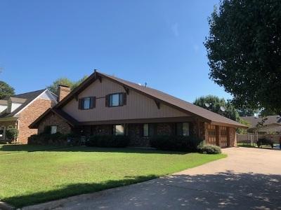 Texarkana Single Family Home For Sale: 405 Loma Linda