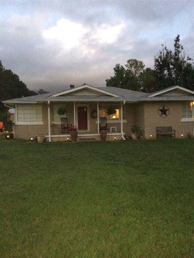 Texarkana TX Single Family Home For Sale: $399,900