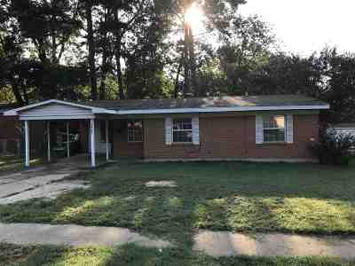Texarkana Single Family Home For Sale: 3922 Sabine
