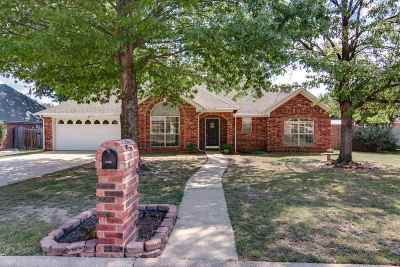 Texarkana Single Family Home For Sale: 5608 Forest Bend